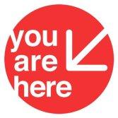 you arehere
