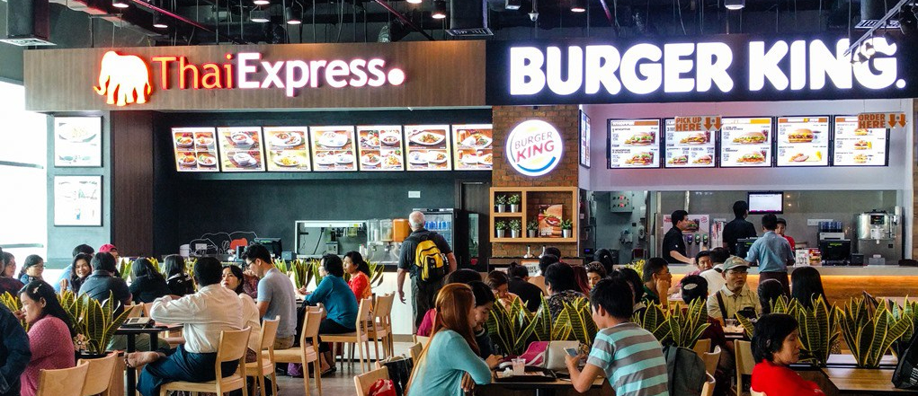 burger king yangon