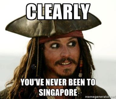 singapore meme